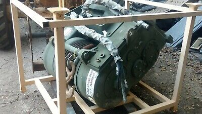 ALLIED H6G Hydraulic Winch 66000 lbs
