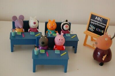 Choose Some HTF you pick Peppa Pig /& Friends Character Figures Replacement