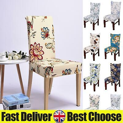 Uk 1 4 6pcs Dining Chair Seat Covers, Dining Room Seat Covers Uk
