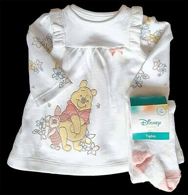 3-6 Months BNWT Cute Mothercare Baby Girls Outfit RRP £14.50 Top /& Leggings