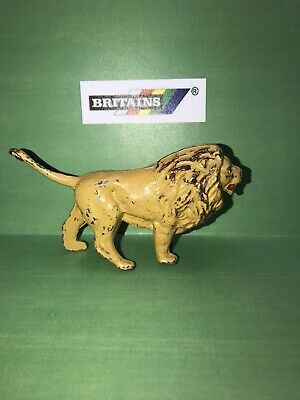 Vintage Charbens Zoo Series Hollowcast Lead Bactrian Two Humped Camel