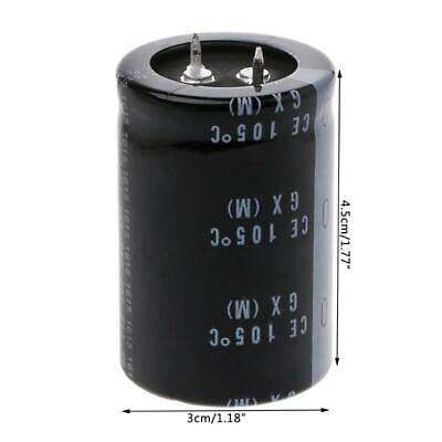 50 mm Free Shipping High Quality Electrolytic Capacitor 470uF 470 UF 400V 35