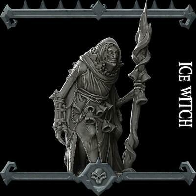 EXECUTIONER Resin miniatureMany Size Options Dungeons and dragonsCthulh