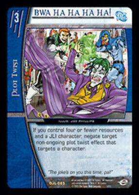 Played Curse of Darkness VS System DC Legion of Super Heroes TCG CCG Classic