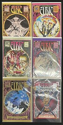 Elric #4 FN 1983 Stock Image