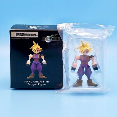 Final Fantasy VII FF 7 Tifa Lockhart Polygon Mini Figure Figurine Ichiban Kuji