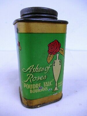 """5 1//2/""""x4/""""x3/"""" New Vintage Old Stock Oval Apple Muffin Collector/'s Tin"""