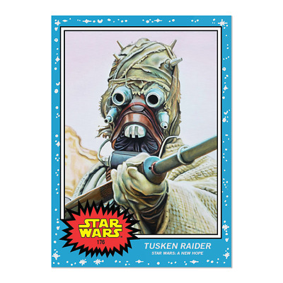 TOPPS STAR WARS LIVING SET BATTLE DROID #124 In Hand!