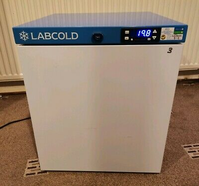 Labcold Medical Refrigerator underbench. With Fault, not holding temperature