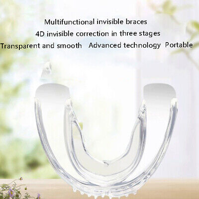 1×Dental Orthodontic Appliance Tooth Retainer Teeth Corrector Trainer Braces Np