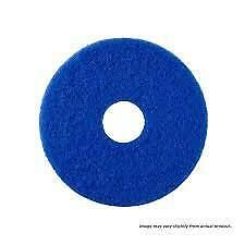 "12"" Blue Floor Cleaning Pad For Oreck and Bissel Floor Machines"