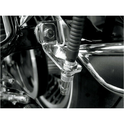 62145 Cb Low Mount Antenna Relocation Kit Harley Flhr 1690 Abs Road King 2012