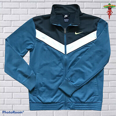 Nike Vintage track jacket • tag size 13-15 yrs XL • Fits mens size S woman UK6-8