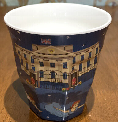 Cath Kidston Peter Pan London Beaker Midnight Childrens Melamine Cup Tinkerbell