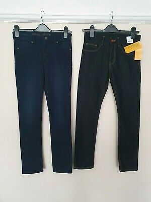 Boys Chino Trousers And Denim Jeans Age 11-12  Size 146-152 New