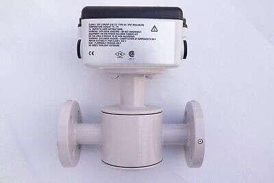 NEW Siemens Sitrans F M MAG 5100 W Electromagnetic Flow Sensor  Calibrated