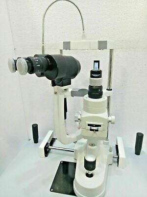 Hot Offer New Slit Lamp Zeiss Type with Accessories Optometry