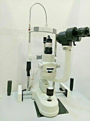 Free Shipping Optometry Slit Lamp Zeiss Type 2 Step with Accessories Expedited