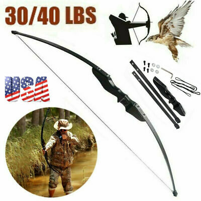 Details about  /30//40lbs Archery Recurve Bow Takedown Left Right Hand Shooting Practice outdoor