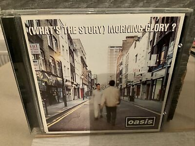 Oasis - Whats The Story Morning Glory - Cd