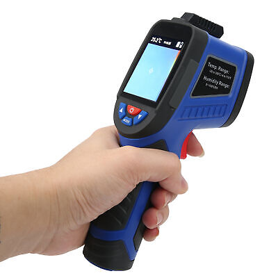 IR‑893 Thermal Imager IR Infrared Thermometer Imaging Equipment ‑20~380℃ 8-14um