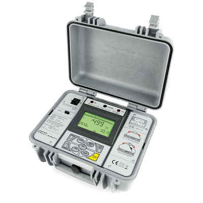 HT Instruments HT7051 programmable digital 5kV insulation tester di isolamento