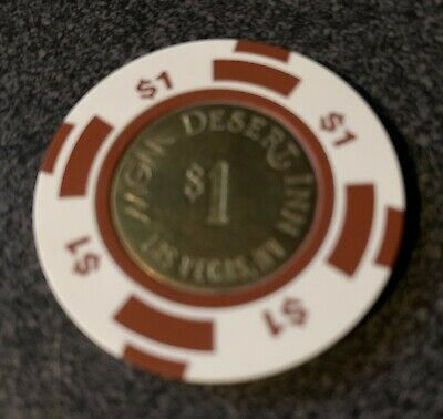 MGM DESERT INN $1.00 Casino Chip Las Vegas Nevada NV