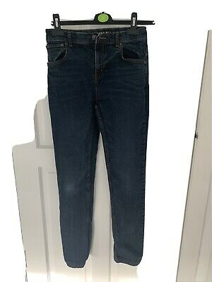 Boys Straight Fit Jeans Age 14