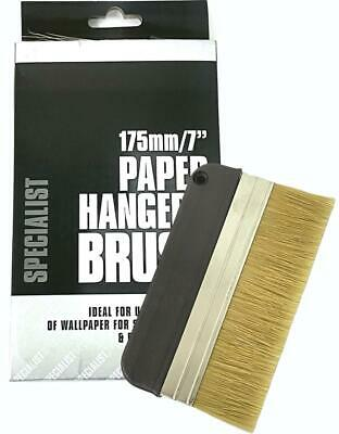 NEW Wallpaper Hanging Brush Wall Paste Smoothing DIY Decorating Smoother Tool