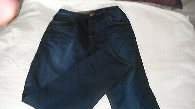 Boys Jeans From george 11-12 Years    adjustable waist