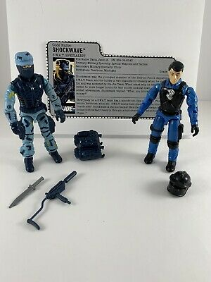 G I JOE BODY PART 1992 Battle Copter Ace     Right Arm        C8.5 Very Good