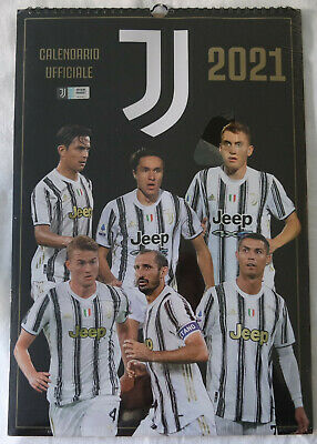 Calendario Juventus 2021, Euro Publishing