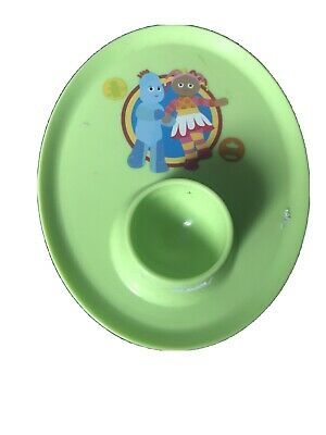 In The Night Garden Egg Cup Plate