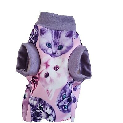 sizes SCUBA CATS jumper for a cat, Sphynx cat clothes, clothes for cats