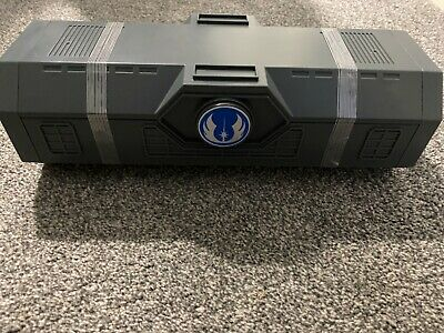 Star Wars Obi wan Kenobi legacy lightsaber Galaxy edge FAST POST