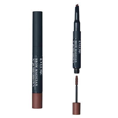 Eylure Brow Magician Angled Brow Crayon and Brow Gel Duo (Choose Your Shade)