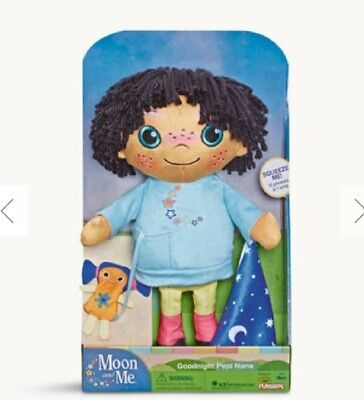 """Details about  /Moon and Me Large Goodnight Pepi Nana DELUXE PLUSH TALKING 14/"""" NEW BNIB"""