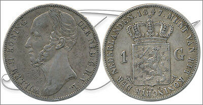 Countries Netherlands - Coins Circulation- Year: 1847 - Number KM00066-47 - MBC