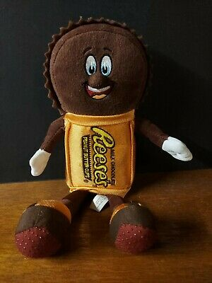 Reese's Peanut Butter Cup Plush The petting Zoo 8""