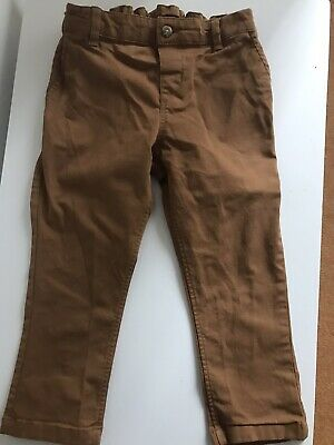 H&M Boys Chino Trousers Age 18-24 Months