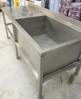 Large catering sink