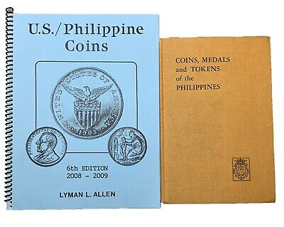 Philippines Coins and Medals - 2 Titles