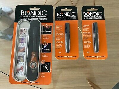 Bondic Pro Kit All Purpose Comes W/3  Cartridges Total