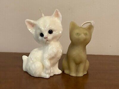 Cat Shaped Candles
