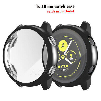 Soft TPU Watch Case Protector Cover for Samsung Galaxy Watch Active (40mm) R500N