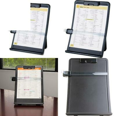 Sparco Curved Design Easel Document Holder, 1 Each