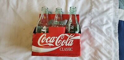 coca cola bottle 6 pack 1996 olympics, see pics for all the details