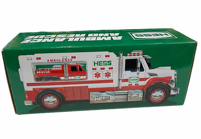 2020 Hess Ambulance And Rescue Truck New!