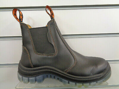 """2982C UNISEX NAVY LACE UP TOTECTORS SAFETY STEEL TOE CAP BOOTS /""""SPORT/"""""""