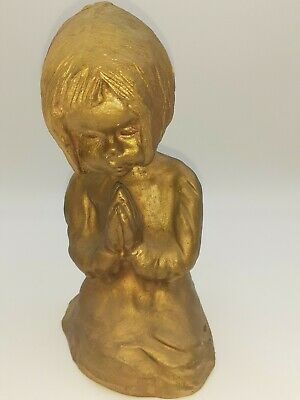 Girl With Bunny Figurine By Dave Grossman Designs